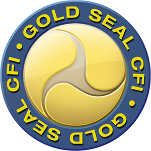 GOLD SEAL FLIGHT INSTRUCTOR
